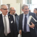 Piero Baggi e Dott. Raffaele Cattaneo