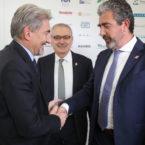 Dott. Raffaele Cattaneo, Marco Tenaglia e Piero Baggi