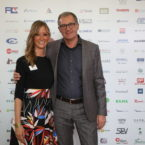 Enrica Gaiani Confapi Varese e Fabio Re Cecconi Modecor Italiana Spa