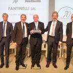 Premiazione 70° di associazione Fantinelli Srl