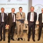 Premiazione 60° di associazione Lisanza Maglificio Lisanzese