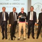 Premiazione 70° di associazione Protari di Arioli Sas